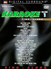 Karaoke Sing-Along Vol. 1
