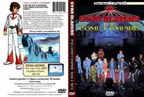 Star Blazers - The Comet Empire - Series 2, Part I (Episodes 1-5)