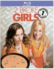 2 Broke Girls: The Complete First Season [Blu-ray]