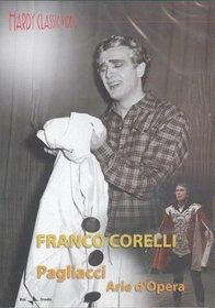 Leoncavallo - I Pagliacci / Corelli, Gobbi, Micheluzzi, Carlin, Puglisi, Simonetto, RAI Opera