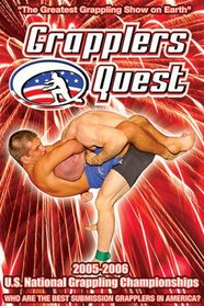 """Grapplers Quest """"2005-2006 U.S. National Submission Grappling Championships"""""""