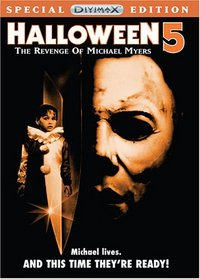Halloween 5 - The Revenge of Michael Myers (Divimax Edition)
