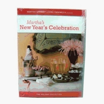 Martha Stewart's New Years Celebration On DVD Case Pack 6 372907