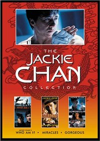 Jackie Chan Gift Set - Miracles/Who Am I?/Gorgeous