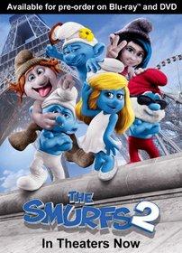 The Smurfs 2  (+UltraViolet Digital Copy)