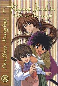 Rurouni Kenshin - Soulless Knights (Episodes 83-86)