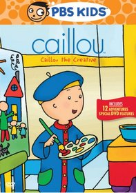 Caillou - Caillou the Creative
