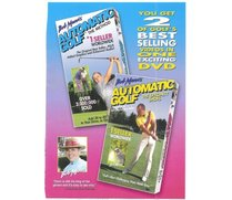 Bob Mann's Automatic Golf: 2 DVD's in One: The Method and The Specialty Shots