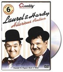 Laurel & Hardy: Hilarious Antics