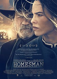 The Homesman (DVD+Digital)