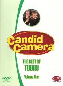 Candid Camera the Best of Today Volume One