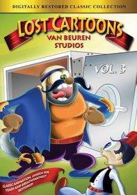 The Lost Cartoons, Vol. 3: Van Beuren Studios