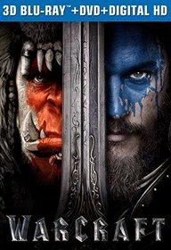 Warcraft [Blu-ray]