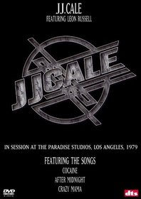 JJ. Cale featuring Leon Russell - In Session at the Paradise Studios, L.A. 1979
