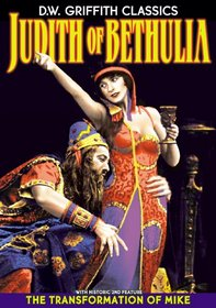 D.W. Griffith Classics: Judith of Bethulia (1914) / Transformation of Mike (1912) (Silent)
