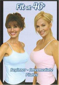 Fit at 40 Plus - Beginner/ Intermediate Pilates