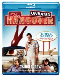 The Hangover (Unrated Edition) [Blu-ray]