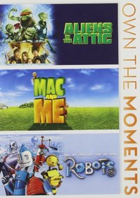 Aliens in the Attic / Mac & Me / Robots