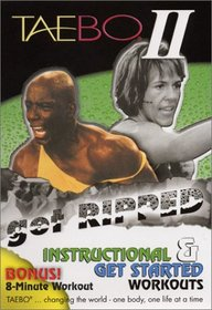Taebo II Instructional & Get Started Workouts