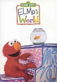 Sesame Street: Elmo's World - Dancing Music Books