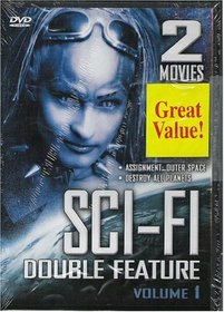 Sci-Fi Double Feature Volume 1