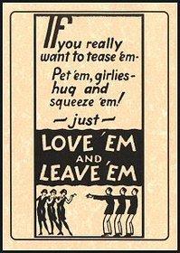 Love Em & Leave Em