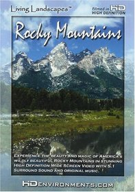 Living Landscapes: Earthscapes - Rocky Mountains