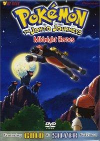 Pokemon - The Johto Journeys - Midnight Heroes (Vol. 50)