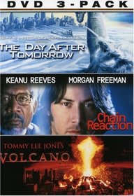The Elements 3 Pack (Chain Reaction / Volcano / The Day After Tomorrow)