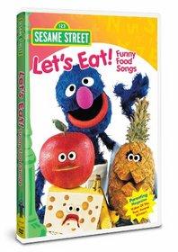 Sesame Street - Let's Eat! Funny Food Songs