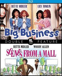 Big Business / Scenes from a Mall (Bette Midler Double Feature) [Blu-ray]