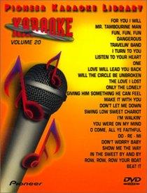 Karaoke / 25 Song Karaoke Library 20