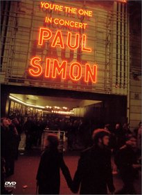 Paul Simon - You're the One (In Concert from Paris)
