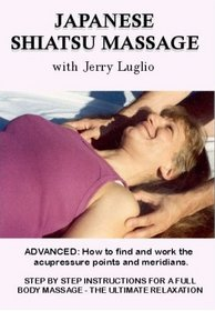Shiatsu Massage Advanced DVD