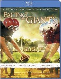 Facing the Giants [Blu-ray]