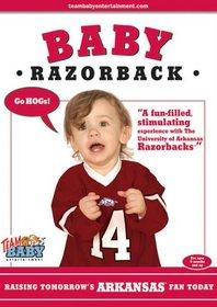 """Baby Razorback """"Raising Tomorrow's Arkansas Fan Today [VHS]"""