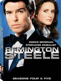 Remington Steele - Seasons 4 and 5