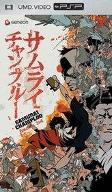 Samurai Champloo, Volume 2 [UMD for PSP]