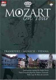 Mozart on Tour: Frankfurt/Munich/Vienna