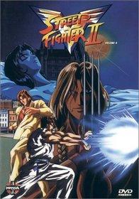 Street Fighter II V, Vol. 4