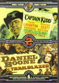 Captain Kidd /Daniel Boone Trailblazer