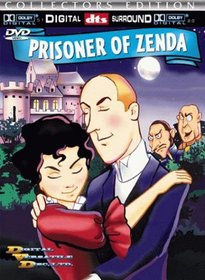 Prisoner of Zenda (Animated Version)