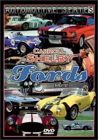 Automotive Series - Carroll Shelby Fords