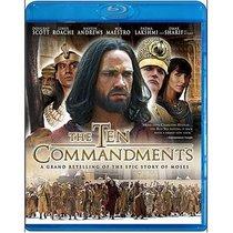 The Ten Commandments [Blu-ray]