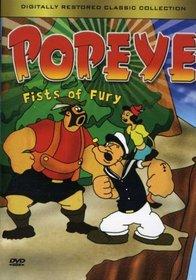 Popeye: Fists of Fury