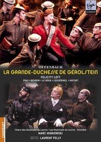 Offenbach - La Grande-Duchesse de Gerolstein / Lott, Piau, Beuron, Le Roux, Les Musiciens du Louvre, Minkowski (Theatre du Chatelet)