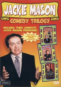 Jackie Mason Comedy Trilogy