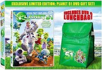Planet 51 (Limited Edition Gift Set with Lunchbag)