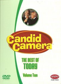 Candid Camera the Best of Today Volume Two
