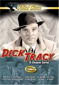 Dick Tracy: 15 Chapter Serial